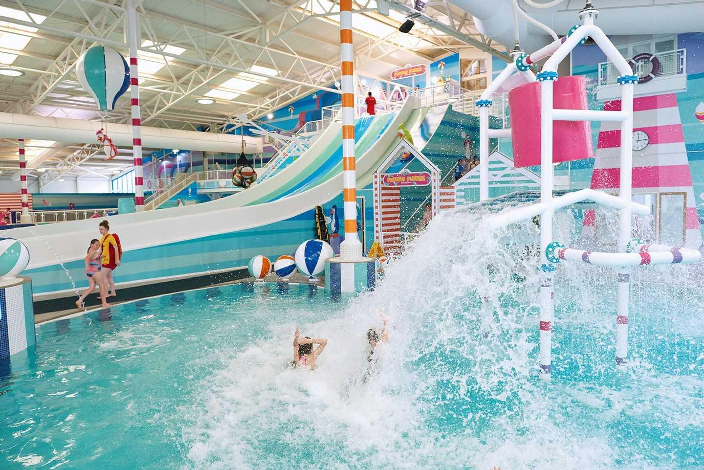 Hafan y Mor pool