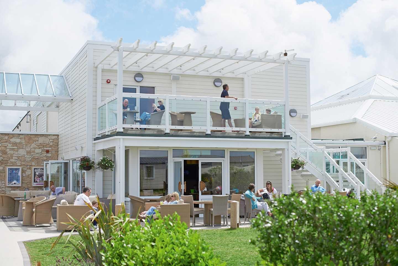 Coast Café  at Riviere Sands