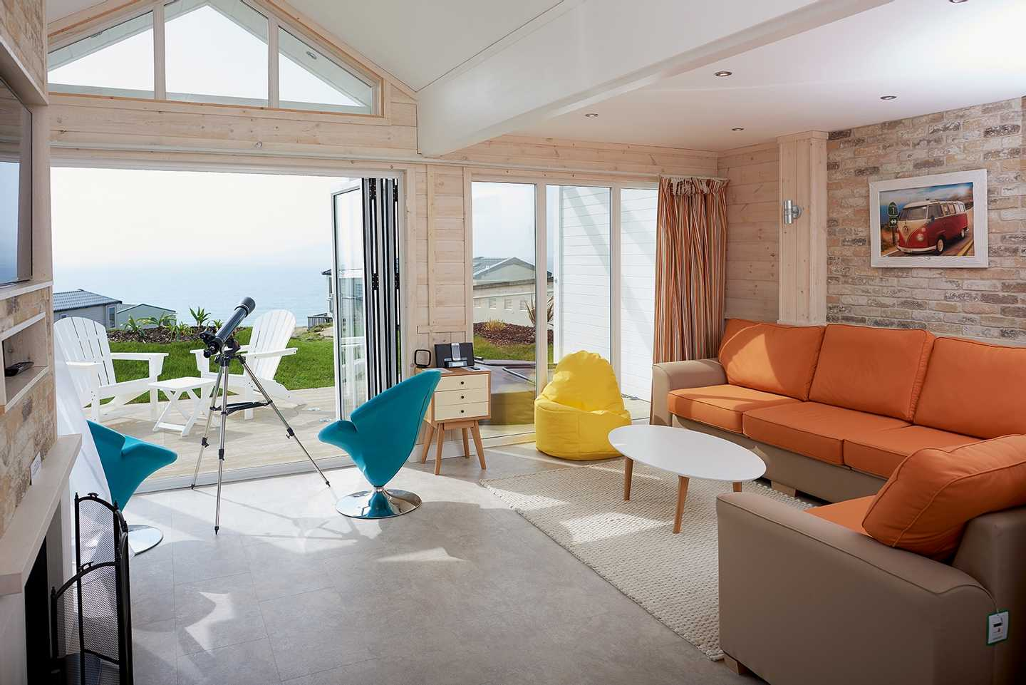 Beach House at Perran Sands