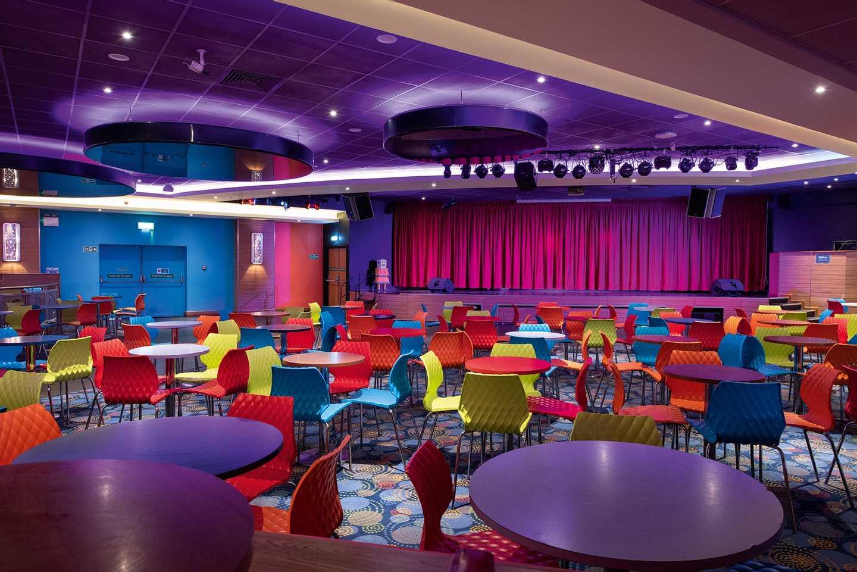 The Live Lounge entertainment venue