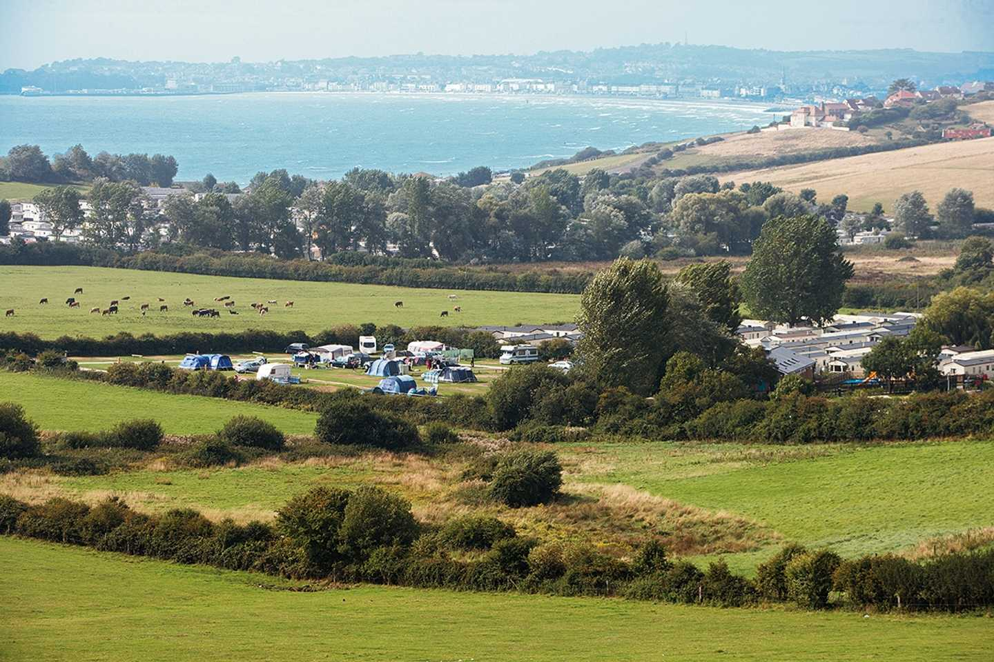 Views from the touring area at Seaview