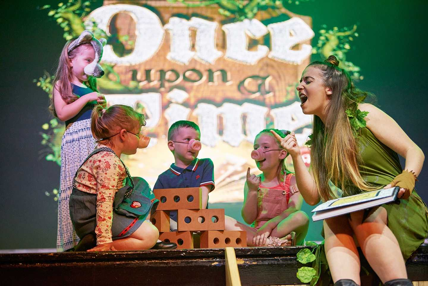Interactive fairy tale sessions at Haven