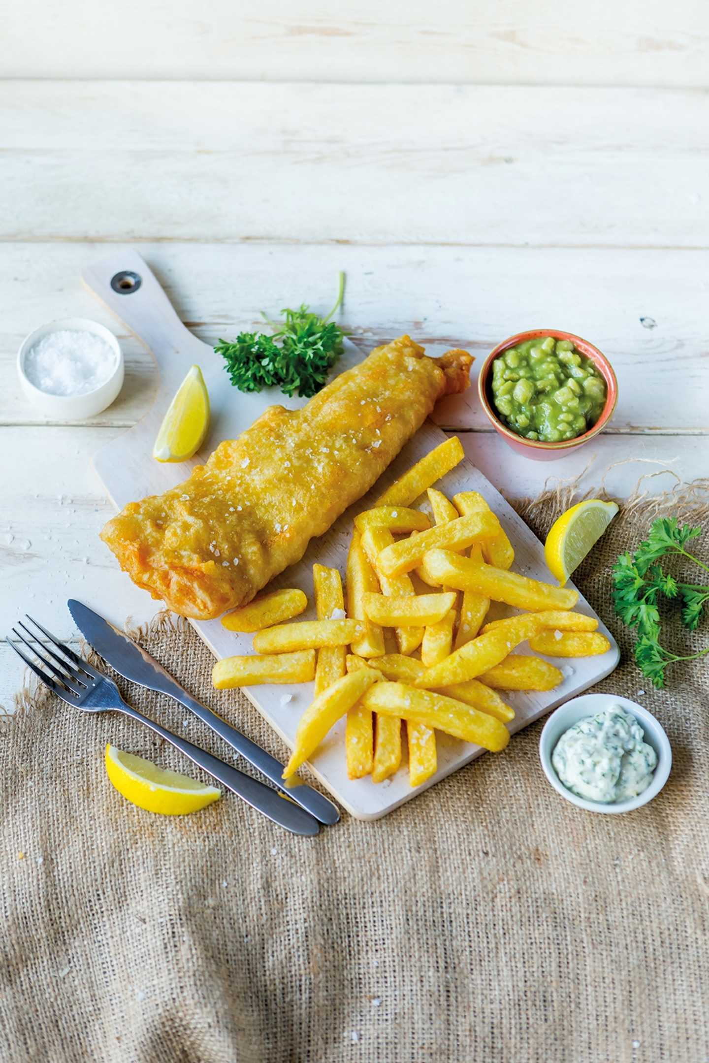 Example image of Cook's fish and chip shop