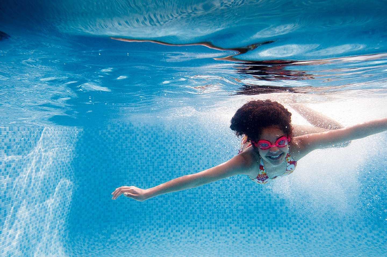 Swimming pools at Haven