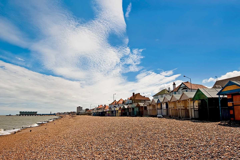 Herne Bay seaside town