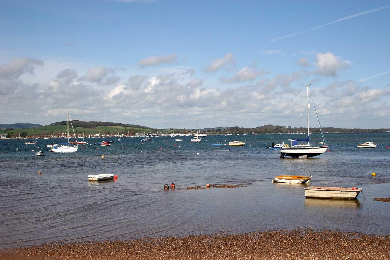 River Exe in Devon