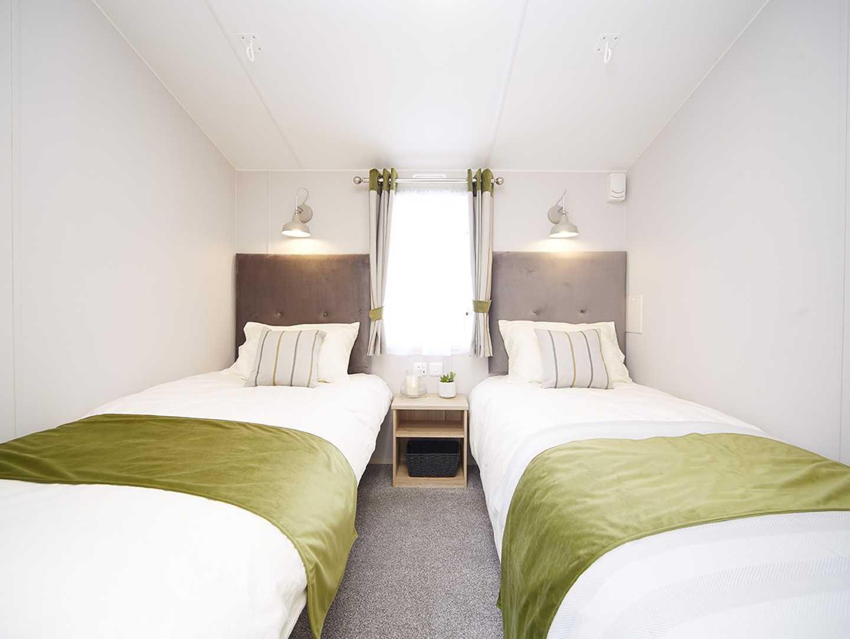 Atlas Debonair Access bedroom