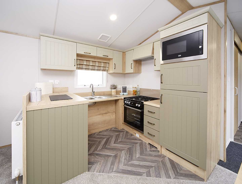 Atlas Debonair Access kitchen