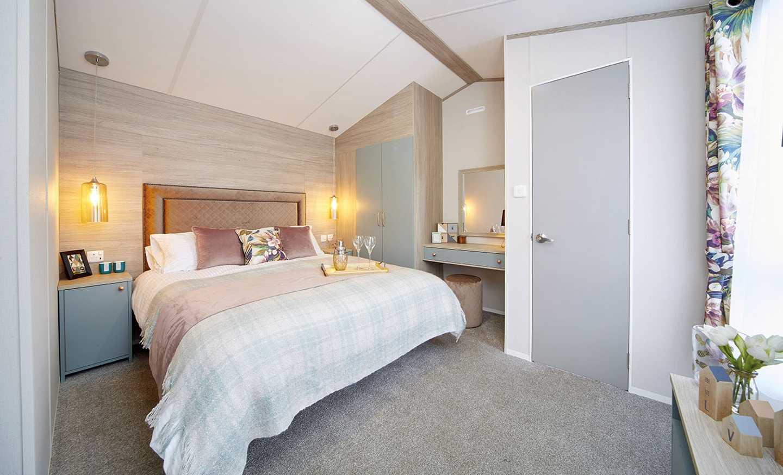 Atlas Heritage Master bedroom
