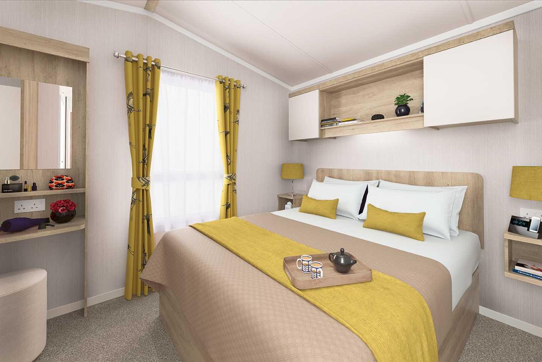 Swift Biarritz Master Bedroom