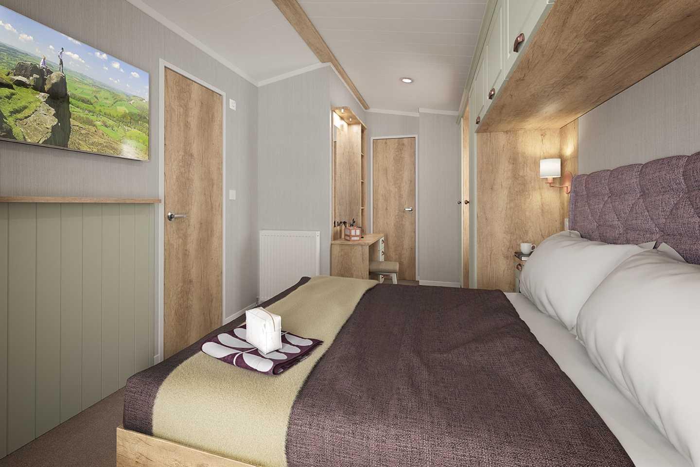 Swift Vendee Master Bedroom
