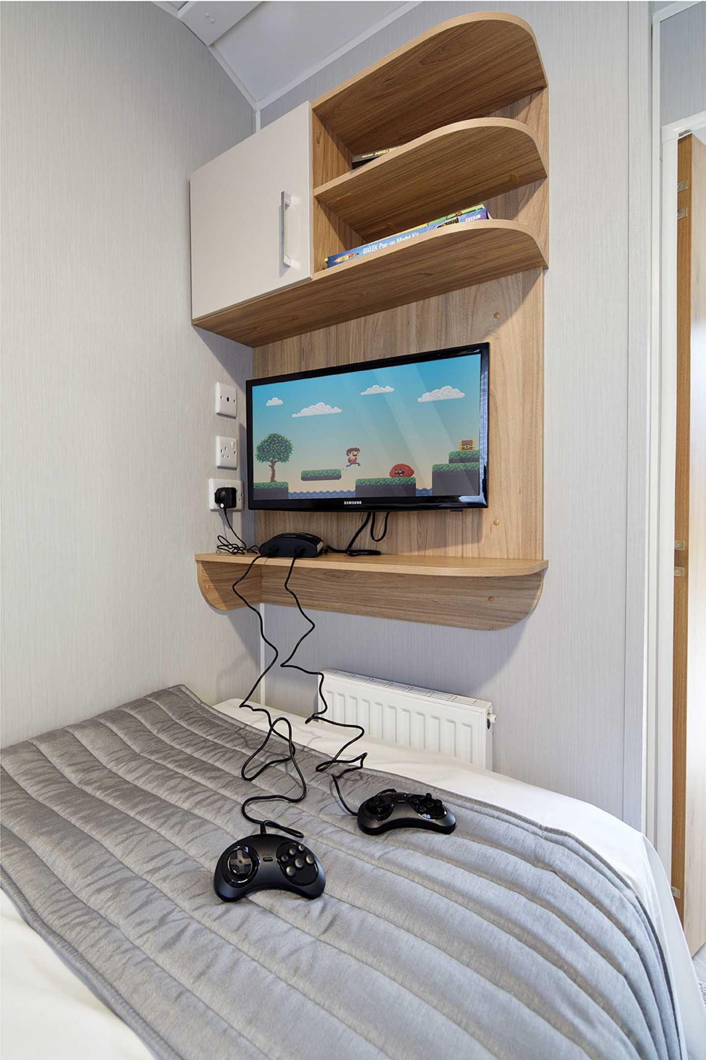 Willerby Castleton bedroom