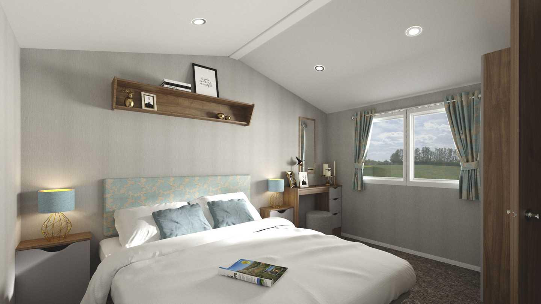Willerby Seasons Bedroom