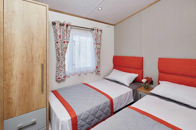 Carnaby Glenmoor Lodge bedroom