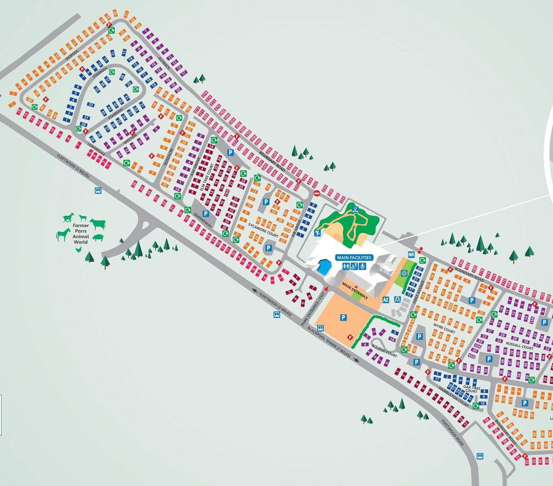 Map of Cala Gran