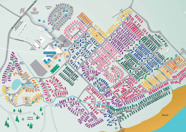 Map of Greenacres