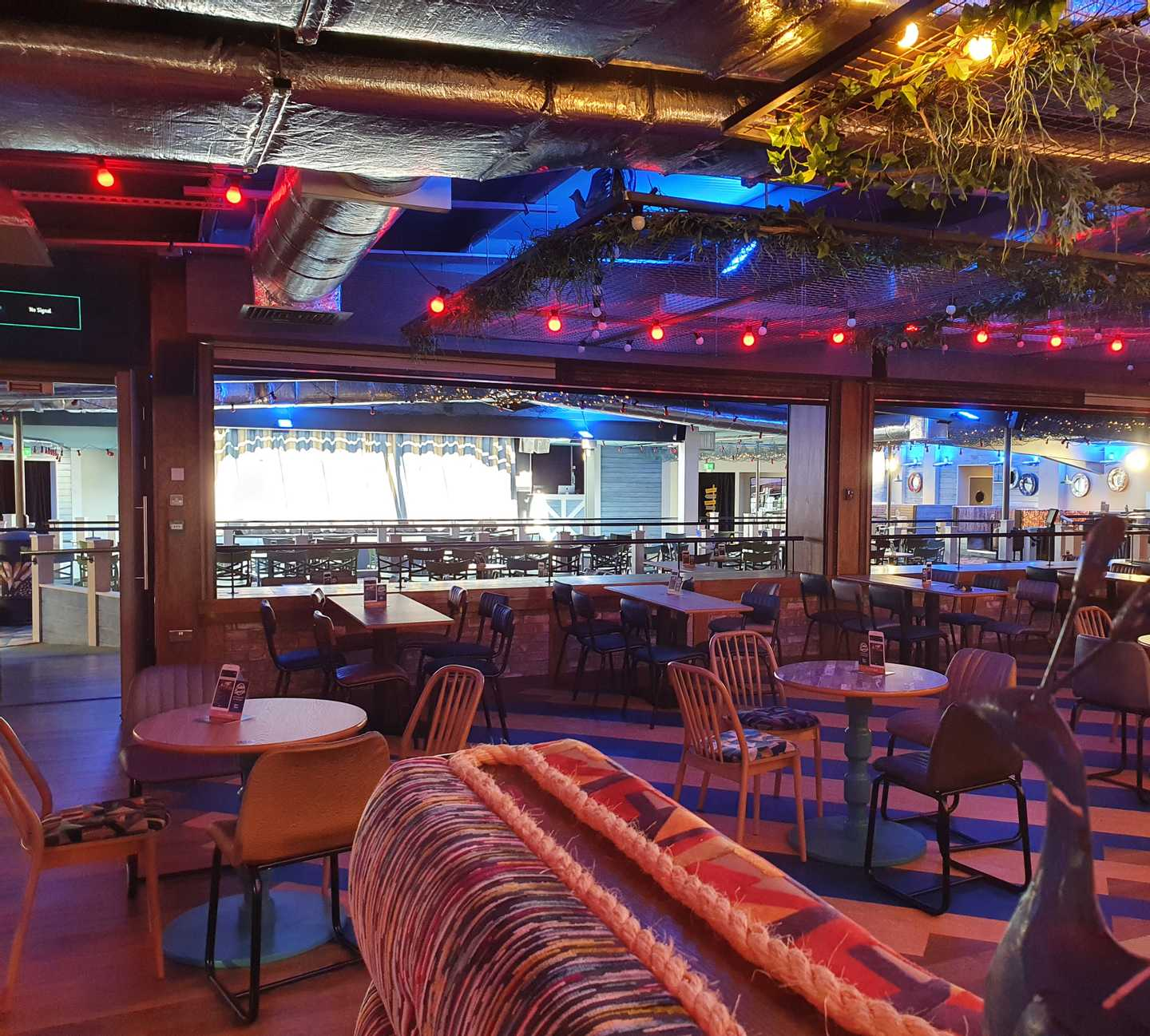 Marina Bar and Stage