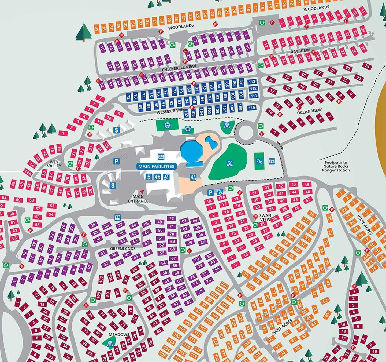 Map of Littlesea