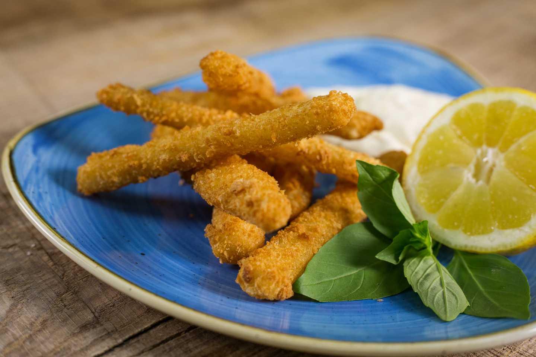 Calamari Strips