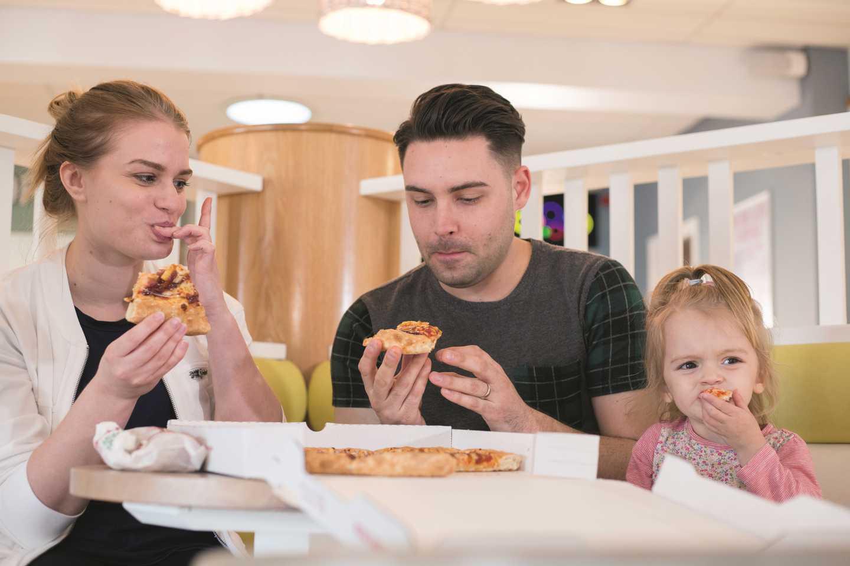 Example image of Papa John's Pizza®