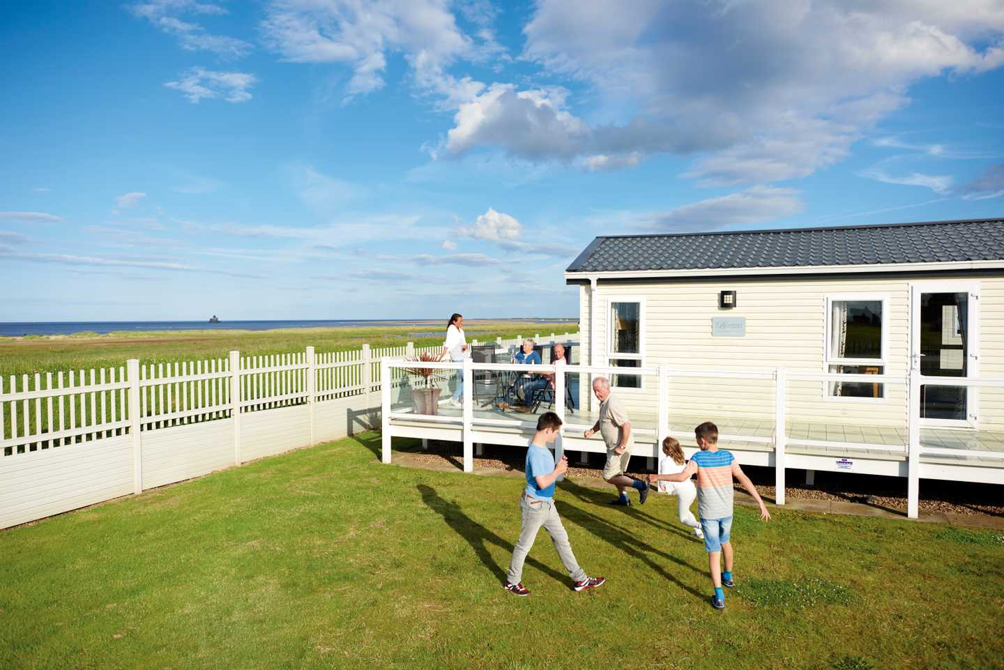 Holiday homes in great locations around the UK