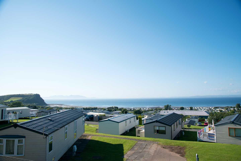 Craig Tara with wonderful sea views