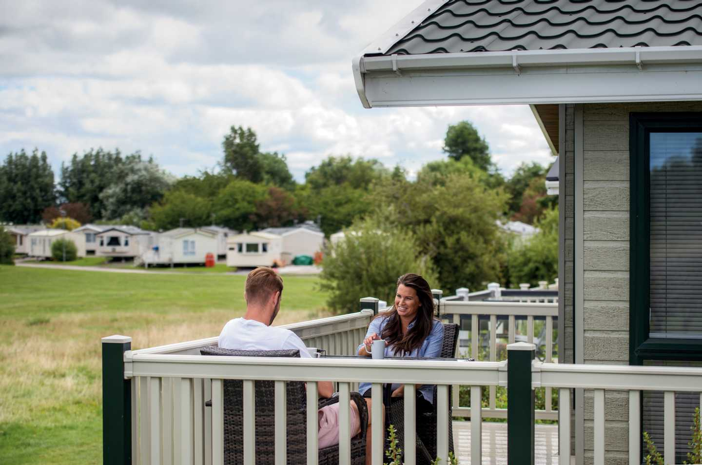 Holiday homes for sale at Marton Mere, Blackpool