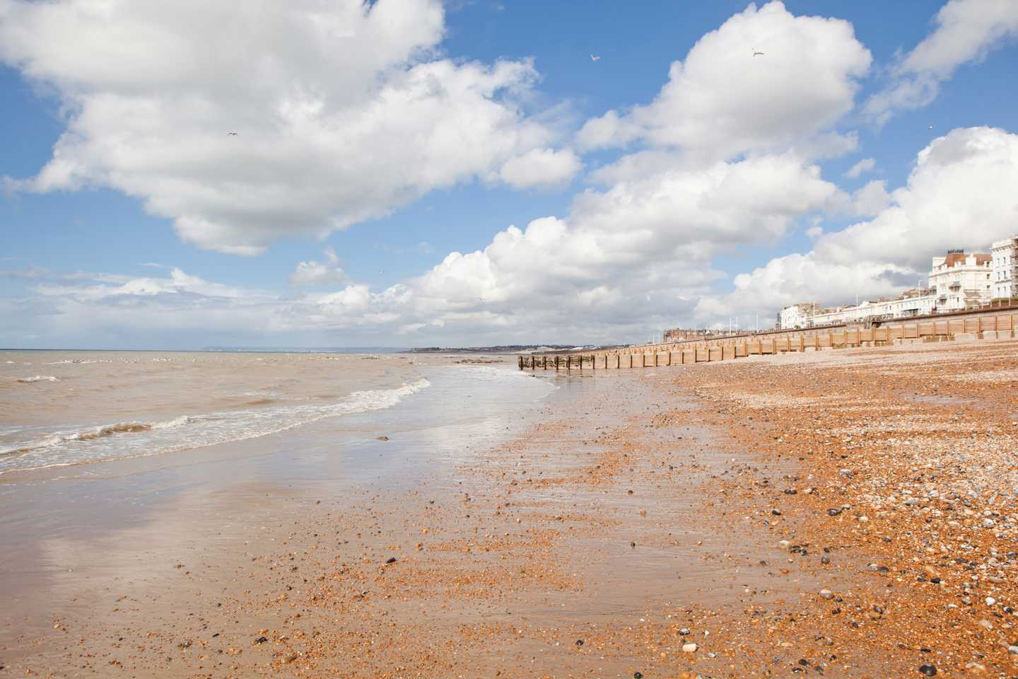 St Leonards beach