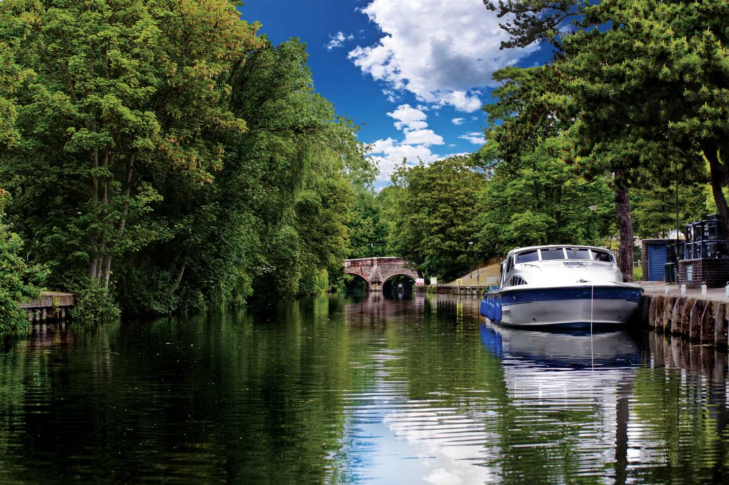 Boat hire at Norfolk Broads