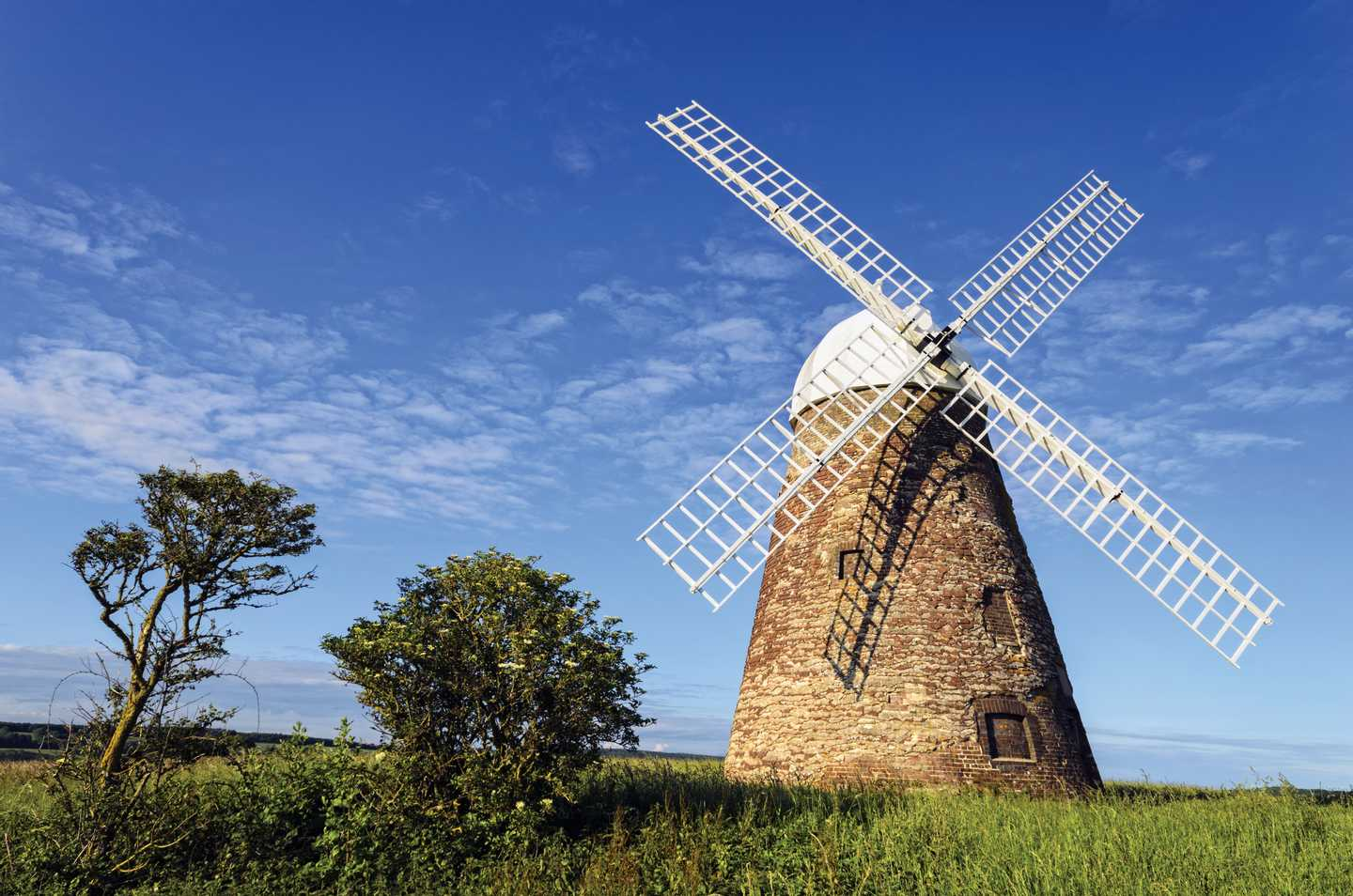 Exterior of Halnaker Windmill