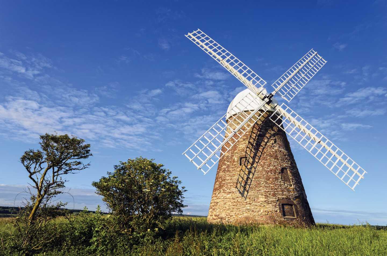 Halnaker Windmill on Halnaker Hill