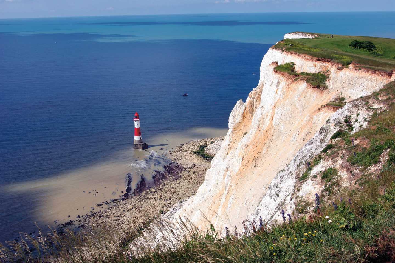 Beachy Head in Sussex