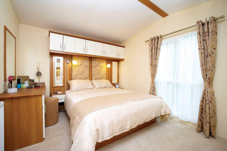 Master bedroom in an ABI St David