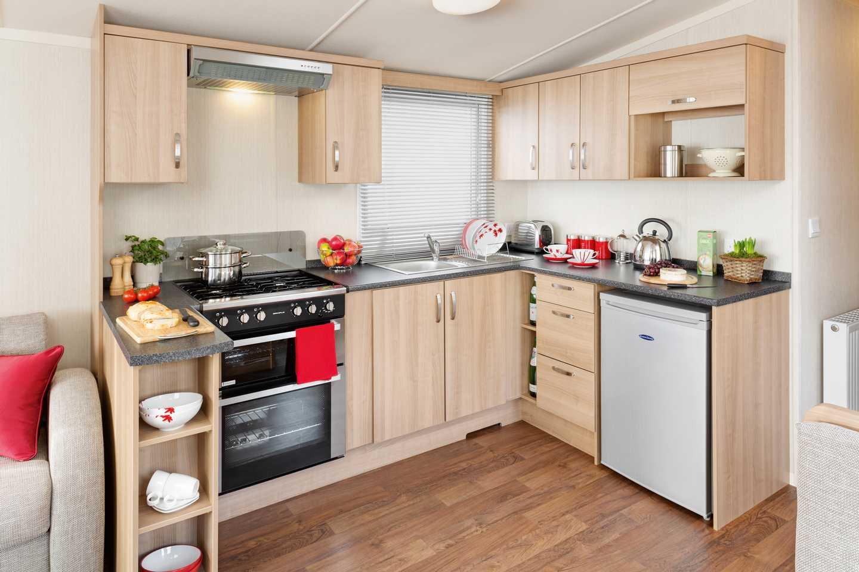 Kitchen in a Swift Loire