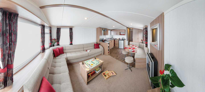 Lounge in a Swift Loire