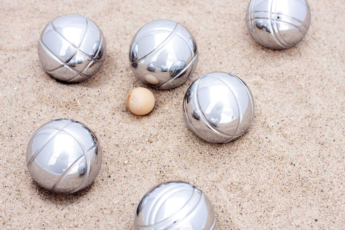 French boules